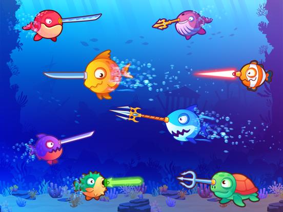 Fish.IO - Sushi Battleのおすすめ画像2