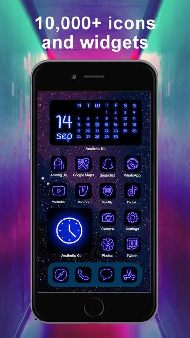 aesthetic kit Screenshot