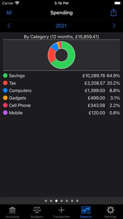 Account Tracker Pro screenshot-9