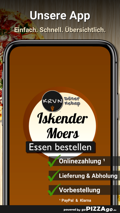 Iskender Kervan Moers screenshot 1