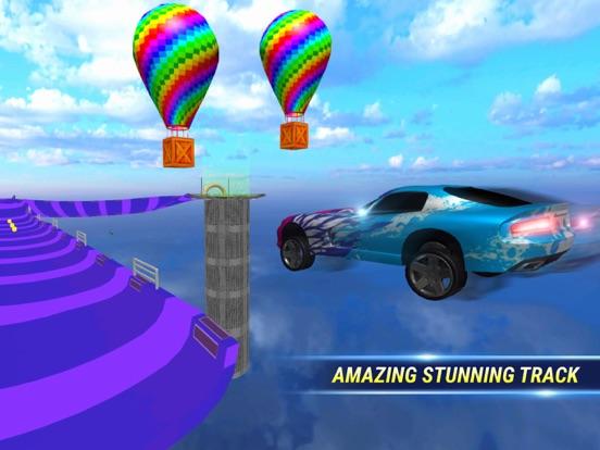 SuperHero Ramp Car Stunt 3Dのおすすめ画像1