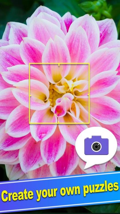 ColorPlanet® Jigsaw Puzzle HD screenshot-3