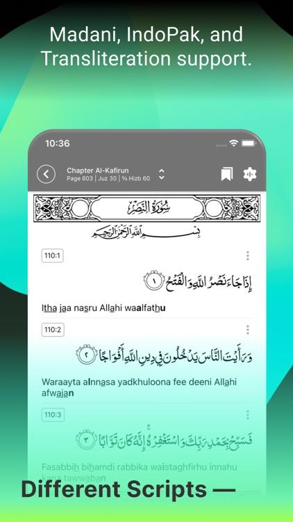Tarteel: Recite Al Quran screenshot-5