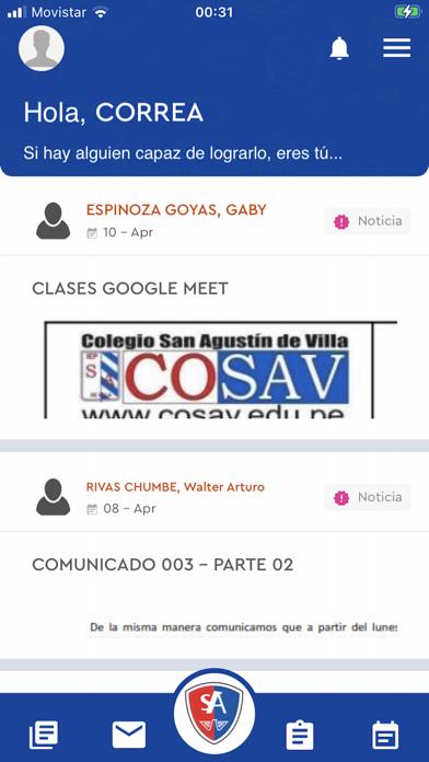 San Agustin de Villa screenshot 4