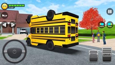 School Bus Simulator Drive 3D