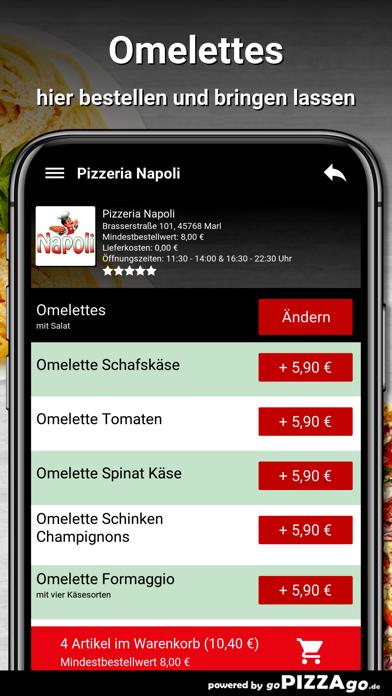 Pizzeria Napoli Marl screenshot 6