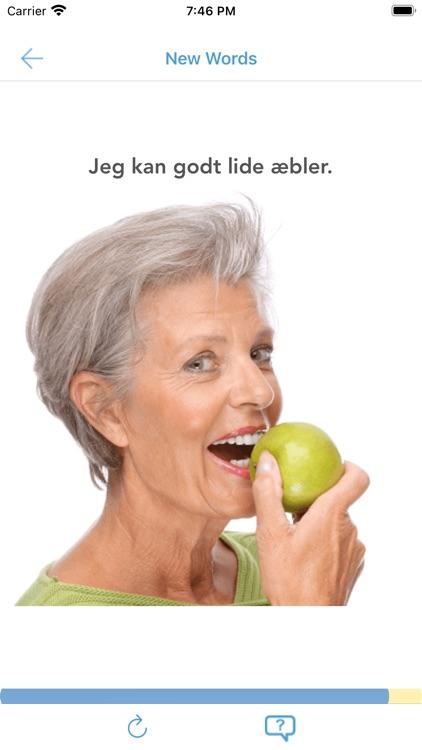 Danish for Beginners & Kids screenshot-3