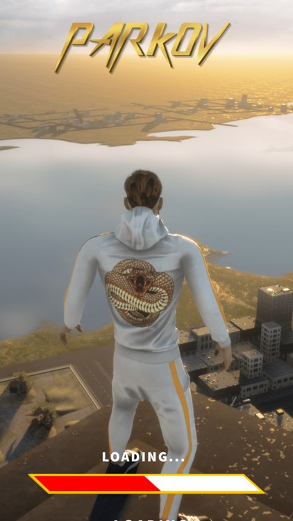 ParkoV: parkour rooftop runner screenshot-4