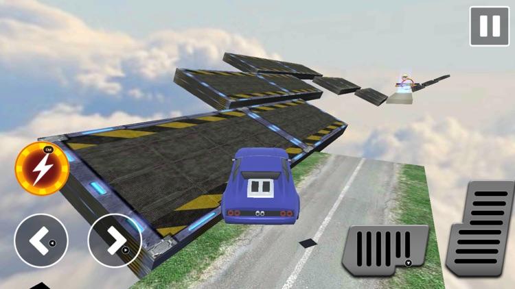 Ramp Car Stunts 3D GT Racing