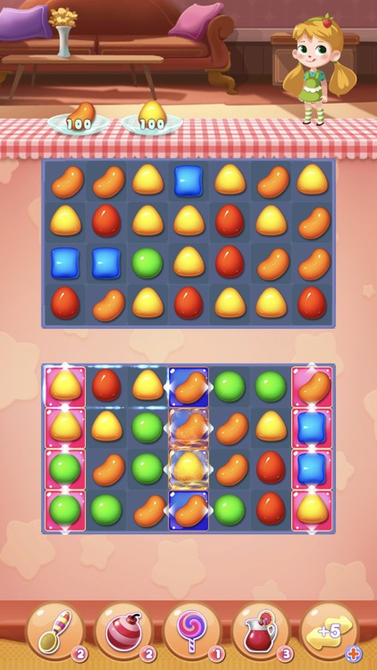 Candy & Matching screenshot-4