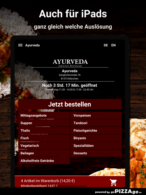 Ayurveda München screenshot 7