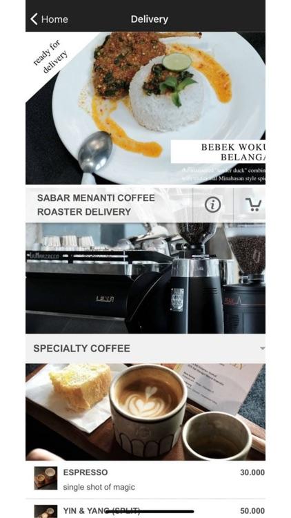 Sabar Menanti Coffee