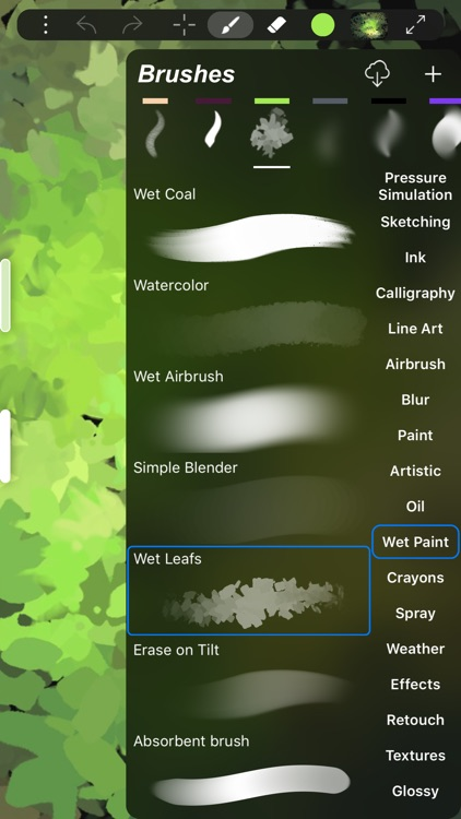 iArtbook - Digital Painting