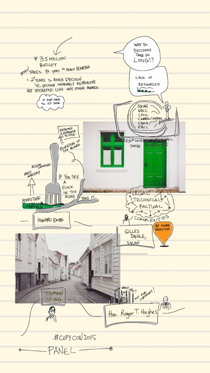 New Note Notebook - Draw Memo screenshot-3