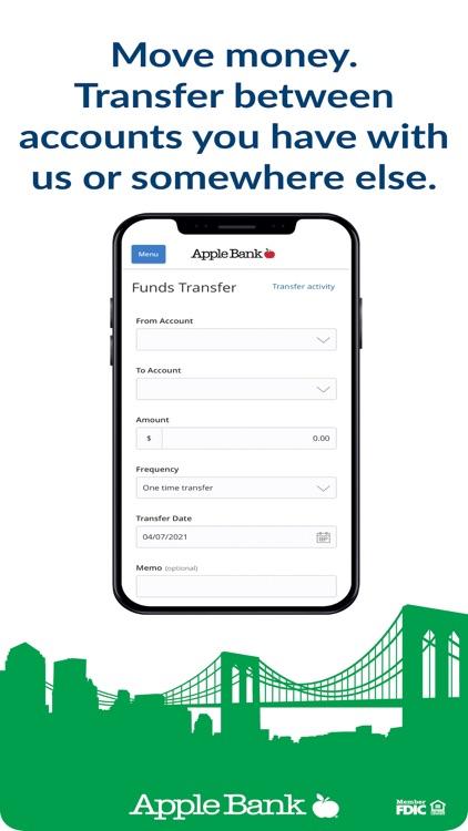 Apple Bank Mobile Banking screenshot-3