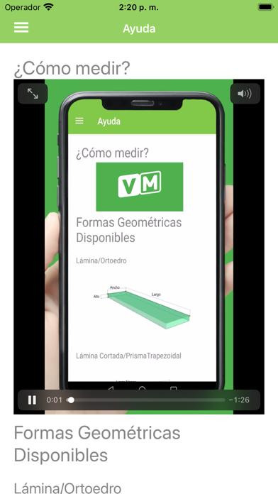 VeriMetal screenshot 2