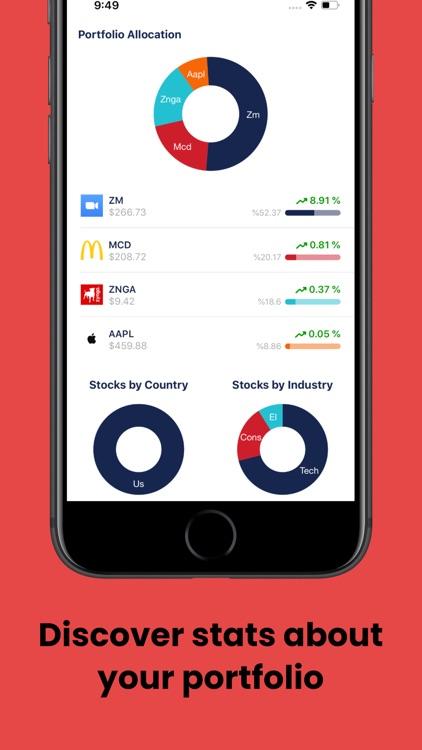 Stox: Stock & Crypto Widget screenshot-5
