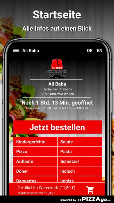 Ali Baba Bitterfeld-Wolfen screenshot 2