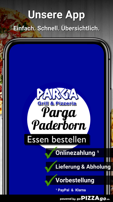 Parga Paderborn screenshot 1
