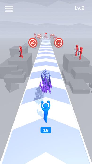 Running Archer screenshot 3