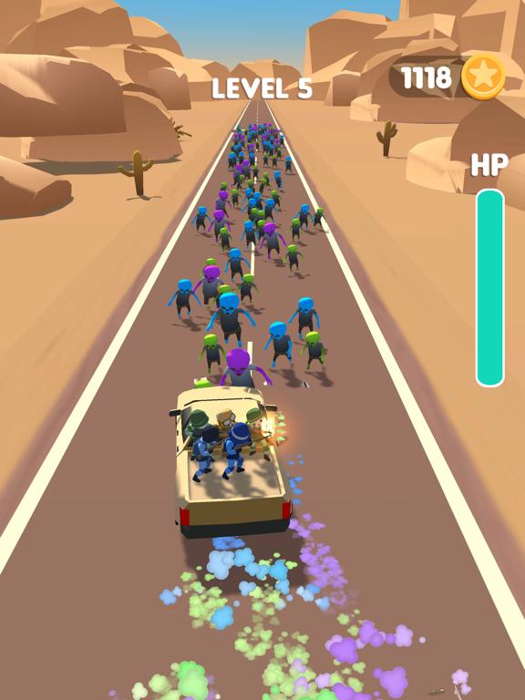 Z Road 3D screenshot 11
