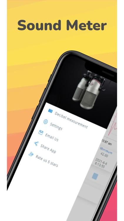 Sound Meter-Noise detector app