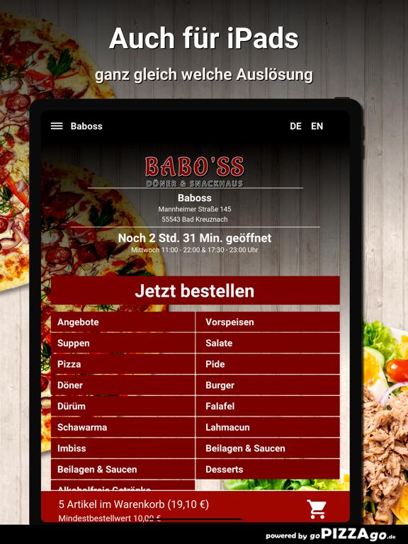 Baboss Bad Kreuznach screenshot 7