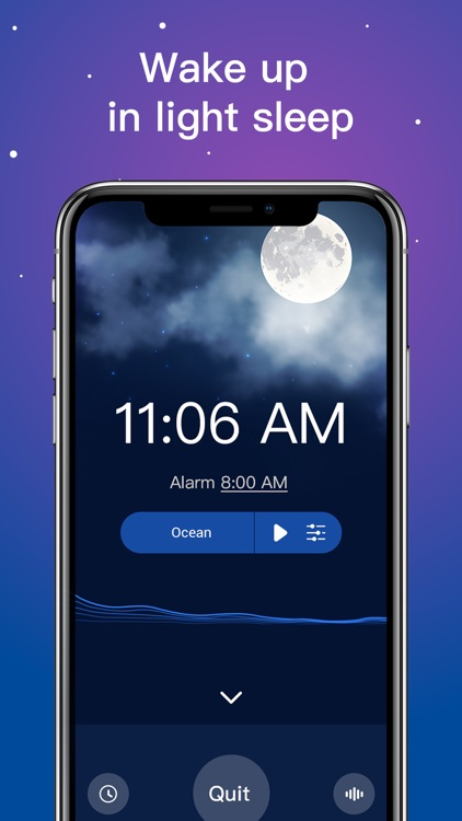 Sleep Tracker : Sleep Sounds screenshot-3