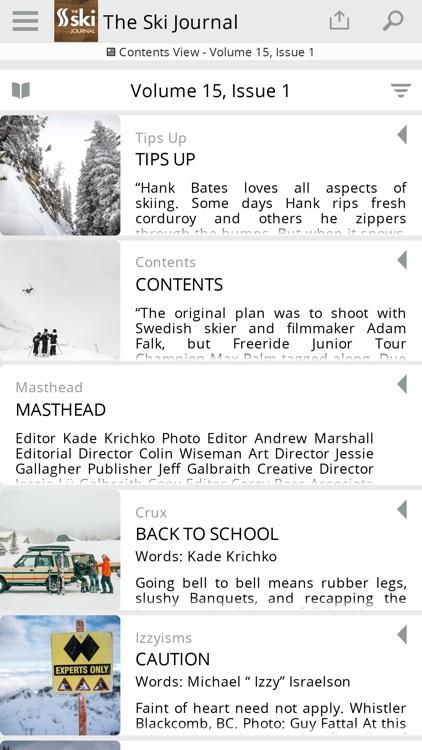 The Ski Journal screenshot-5