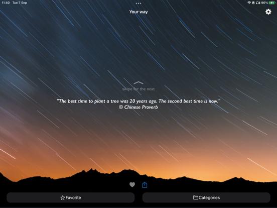 Your Way - Affirmation screenshot 9