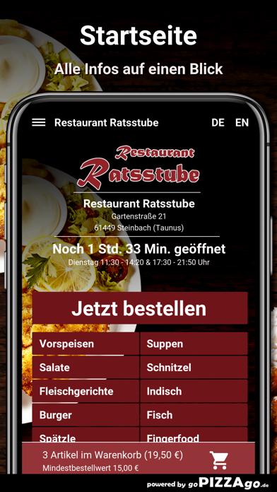 Ratsstube Steinbach (Taunus) screenshot 2