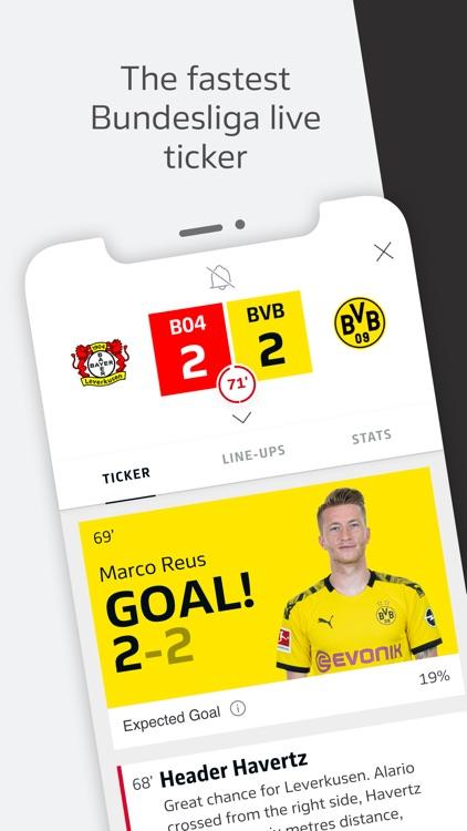 Bundesliga Official App screenshot-3