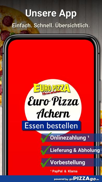Euro Pizza Achern screenshot 1