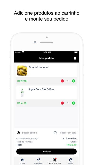 Kangoo Burger screenshot 4