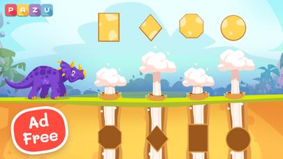 幼児のための教育恐竜ゲーム紹介画像1