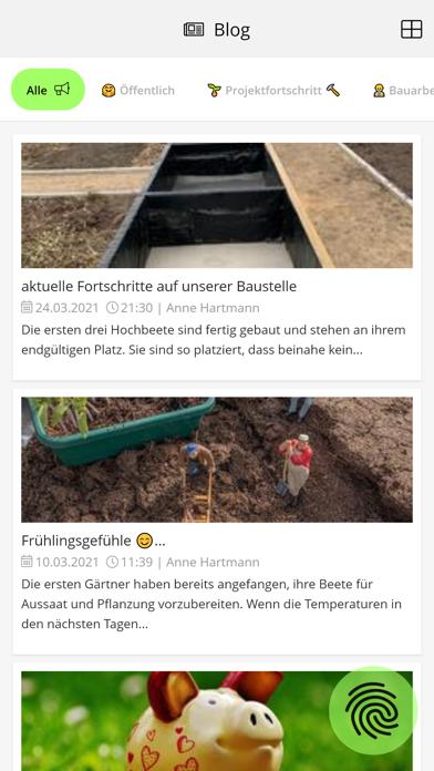 Gemeinschaftsgarten WettringenScreenshot von 2