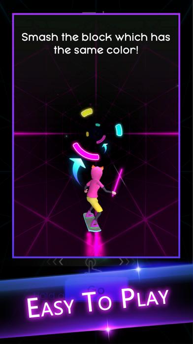 Cyber Surfer: EDM & Skateboardのおすすめ画像2