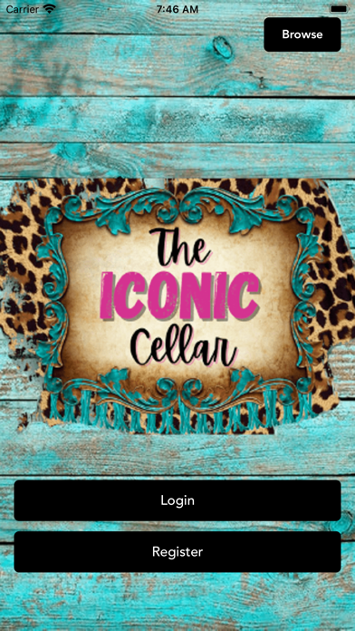 The Iconic Cellar screenshot 1
