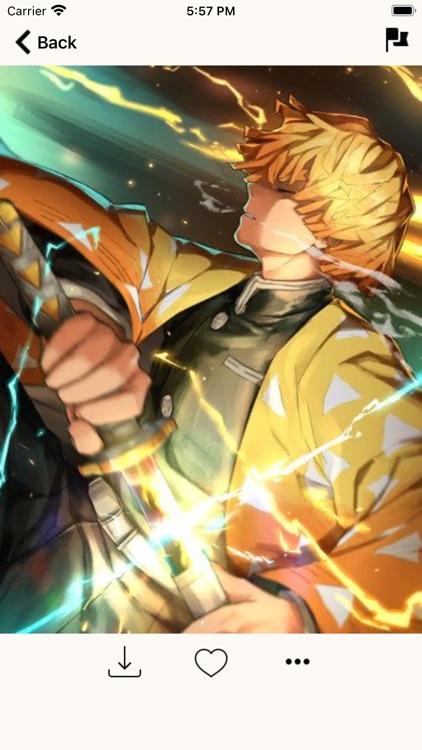 Anime Wallpapers For Otaku screenshot-4