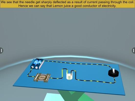 Conductivity in Liquids screenshot 12