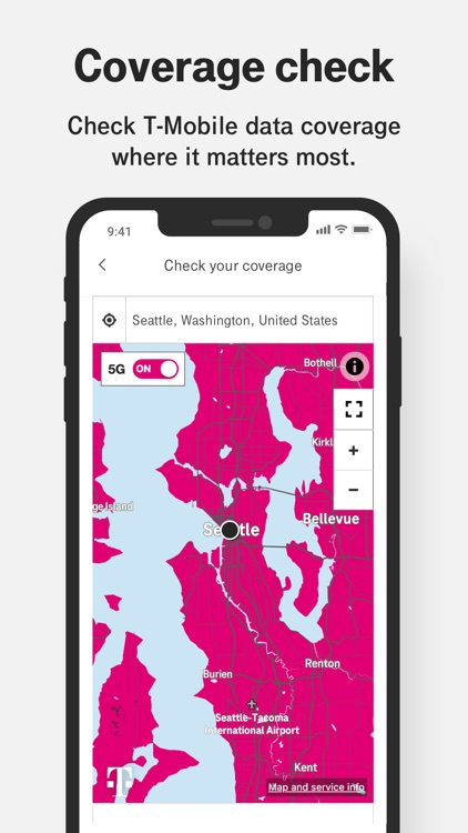 T-Mobile Network Test Drive screenshot-5