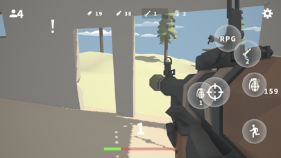 ミッションエリート:3DオフラインFPS紹介画像1