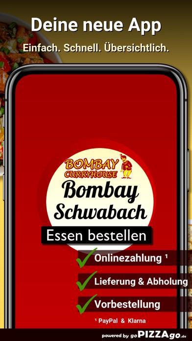 Bombay Curryhouse Schwabach screenshot 2