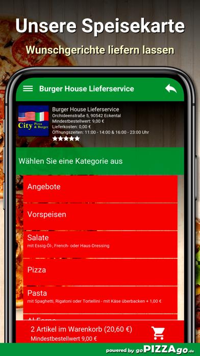 Burger House Eckental screenshot 4