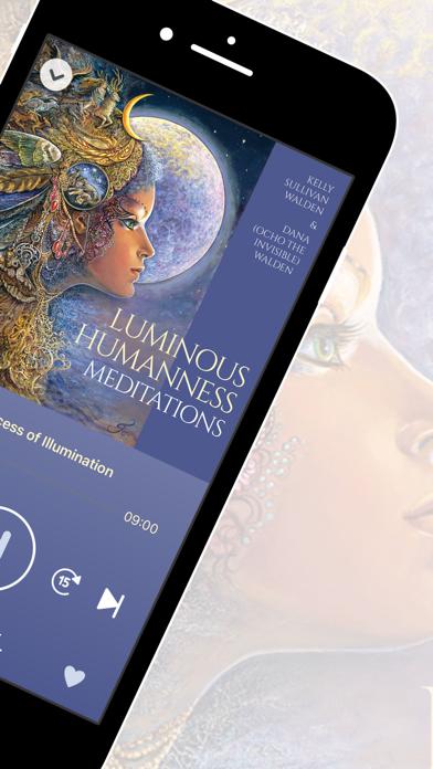 Luminous Humanness Meditations screenshot 3