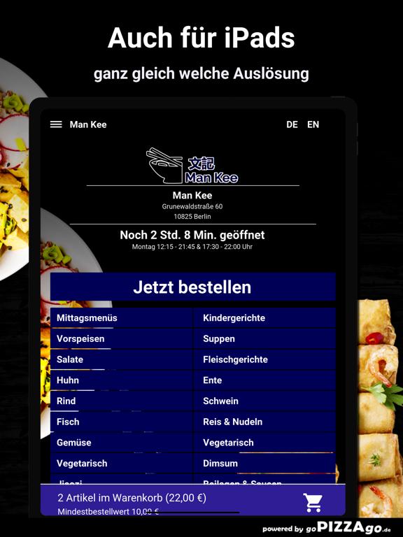 Man Kee Berlin screenshot 7
