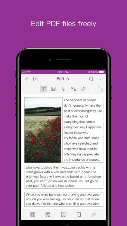 Foxit PDF Editor screenshot-3