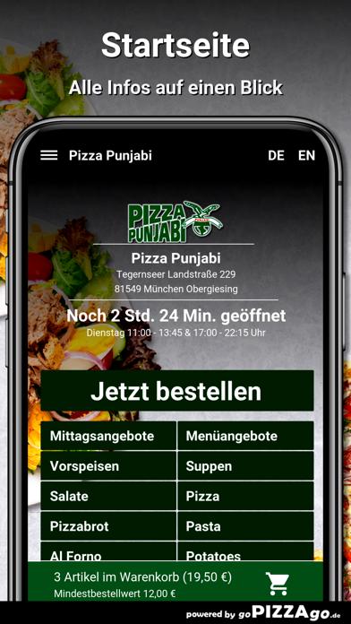 Punjabi München Obergiesing screenshot 2