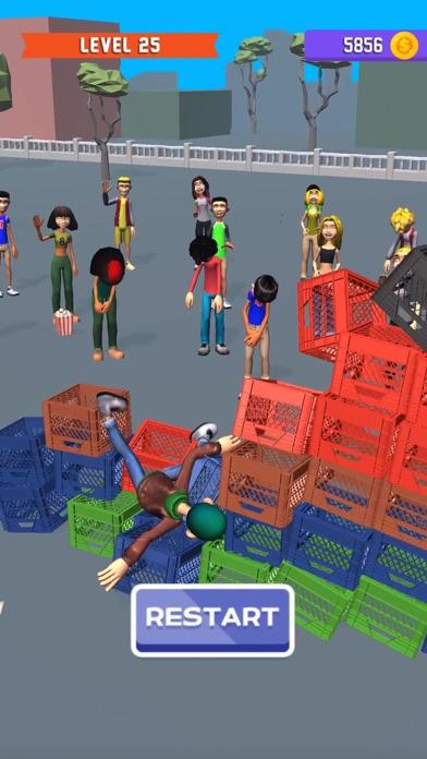 Milk Crate Challenge 3D screenshot 2