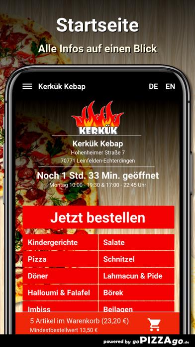 Kerkük Kebap Leinfelden screenshot 3